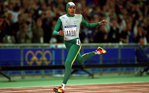 Legends of Athletics, Cathy Freeman