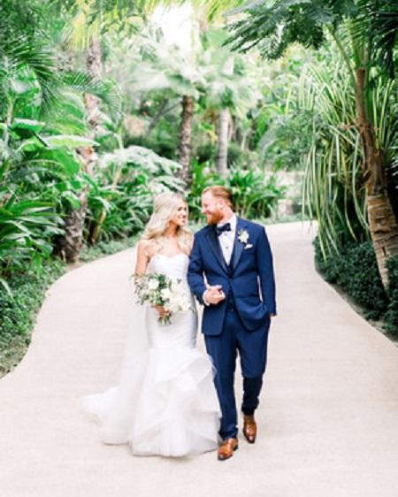 Justin Turner wedding