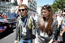 Valentino Rossi Is Currently In A Love Affair With Francesca Sofia Novello