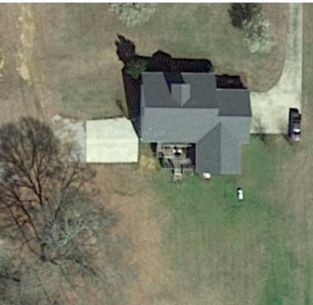 Eric Esch house in Jasper, Alabama