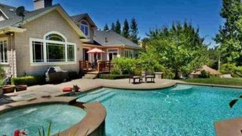 Billy Beane lavish mansion.