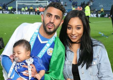 Rita Johal along with her daughter and former husband