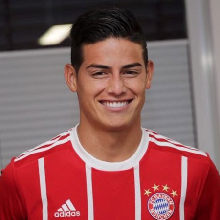 Everything about James Rodríguez; Who is he Married to?
