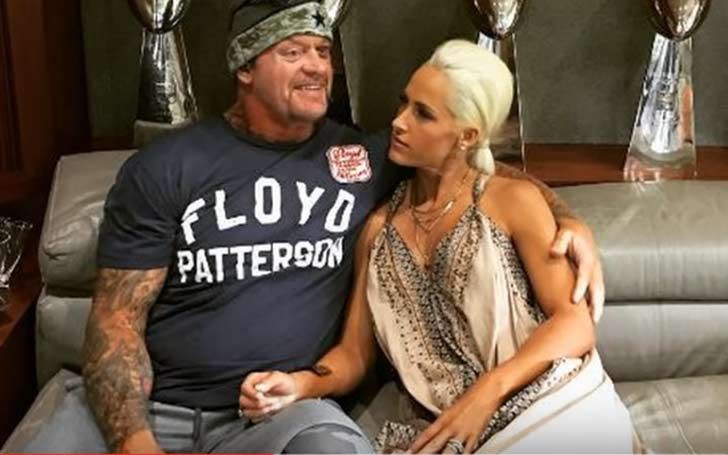 The undertaker dating michelle mccool