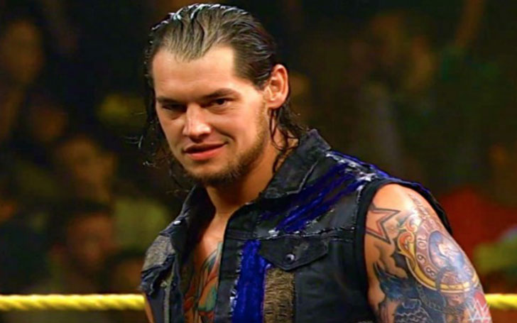 In Which Field Baron Corbin was Active Before Landing to the Wrestling Career?