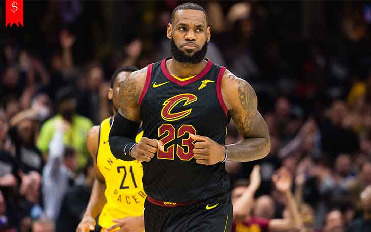 33 Years Player LeBron James Earning Good From His Career