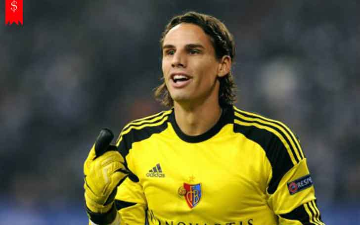 How Much Is Swiss Goalkeeper Yann Sommer S Net Worth And Salary Details About His Relationship And Girlfriend