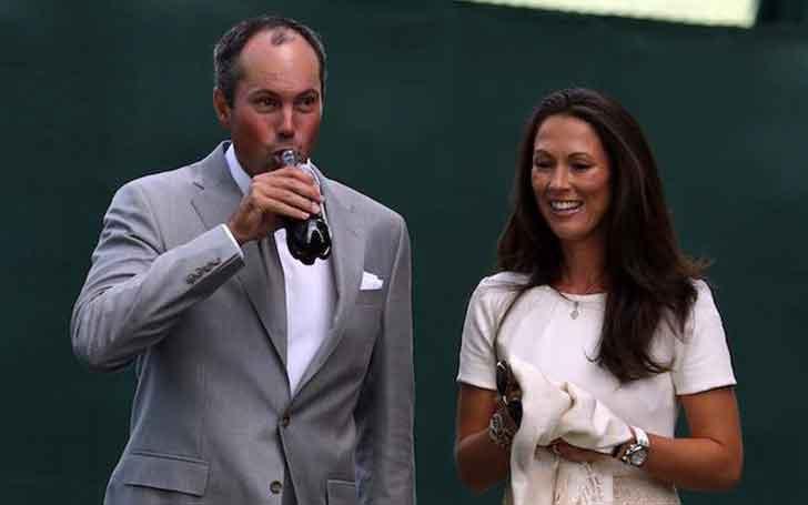 1.93 m Tall American Golfer Matt Kuchar's Married Relationship with Wife Sybi Kuchar, Has Two Children