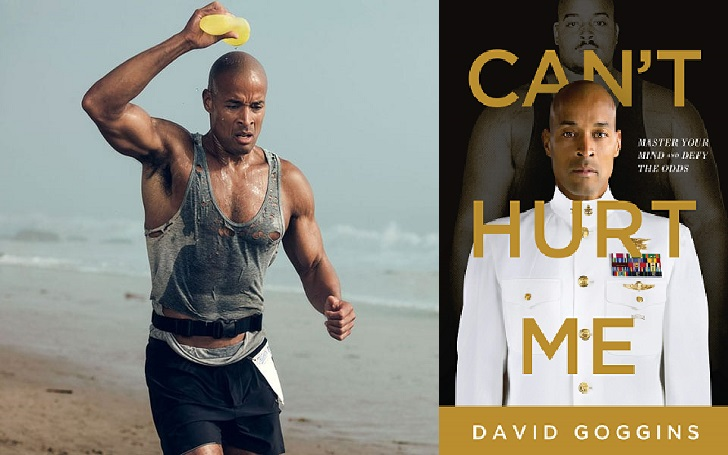 David Goggins Salary and Net worth; Price of his Books on Amazon