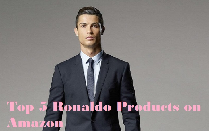 5 Best Cristiano Ronaldo Products available on Amazon