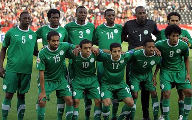 finest selection e63b2 93519 Saudi Arabia National Team 2018 FIFA World Cup