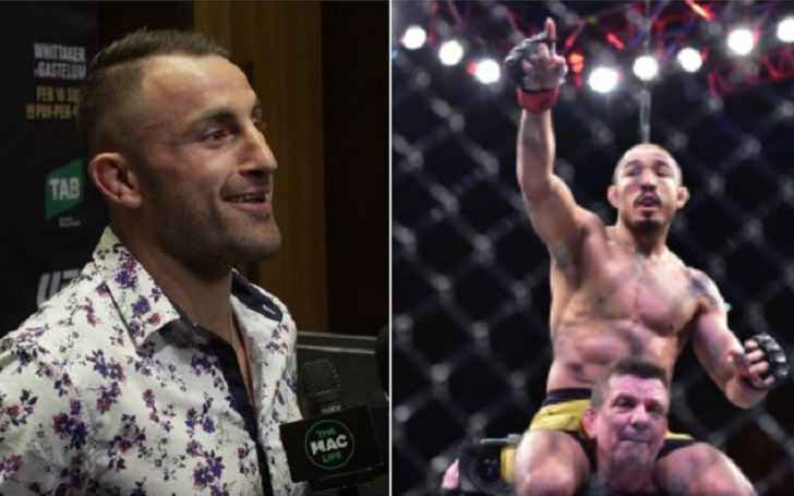 Alexander Volkanovski VS Jose Aldo Set For UFC 237 In Rio de