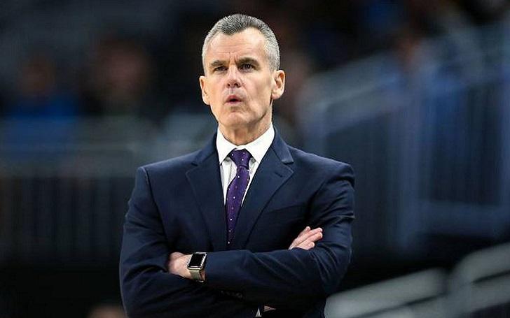 Billy Donovan named Chicago Bulls Head Coach