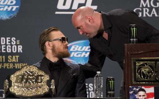 "Dana White Responds to Conor McGregor Retirement Plan: ""You don't have to fight!"""
