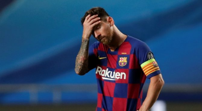 Lionel Messi considering to Stay at Barcelona this Summer