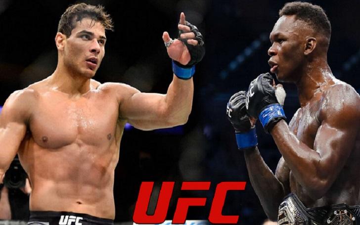 Paulo Costa Trolls Israel Adesanya with a Parody Video ahead of UFC 253