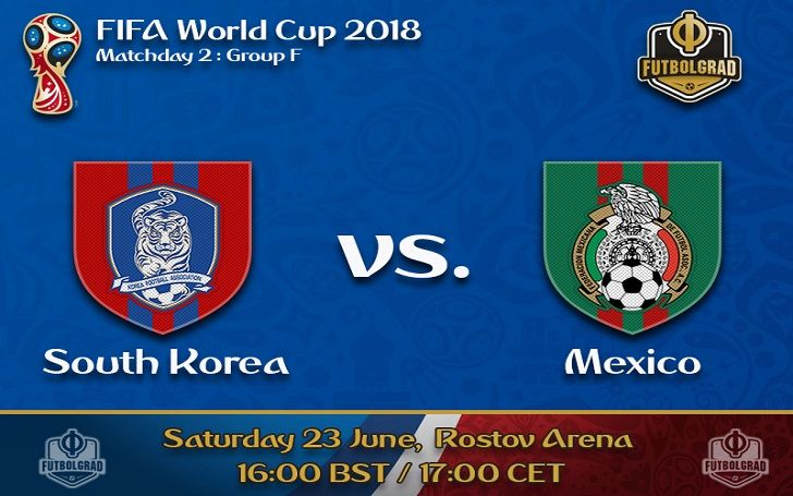 South Korea Vs Mexico: Kick-off time, Venue, Channel