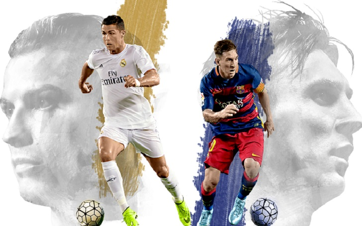 Statistics show Cristiano Ronaldo twice as good as Lionel Messi on
