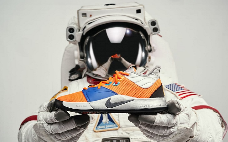 1fea461d234a Paul George s most awaited pair of Nike shoes are out and the shoe looks  elegant. Here are a few Sneak Peek of his new NASA-Inspired Nike PG3  sneakers.