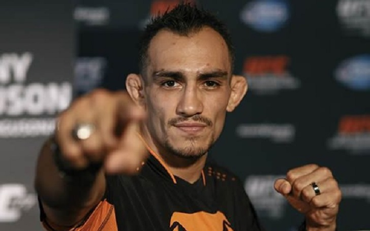 """Tony Ferguson And  Anthony Pettis Have An Unfinished Business? Know Why Tony Said """"I'm bringing the pain' Before UFC 229"""