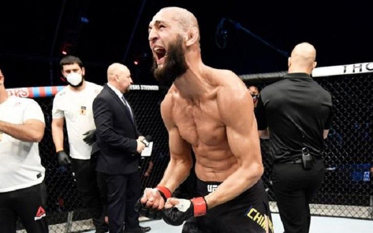 Video Footage: Khamzat Chimaev Drops UFC Heavyweight Alexander Gustafsson In Sparring