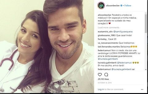 Alisson becker liverpool footballer foursome sextape part 2 - 2 9