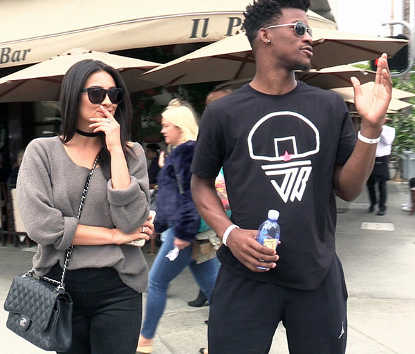 Is Charmaine Piula Married To Her Nba Boyfriend Jimmy Butler The Basketball Player S Relationship History