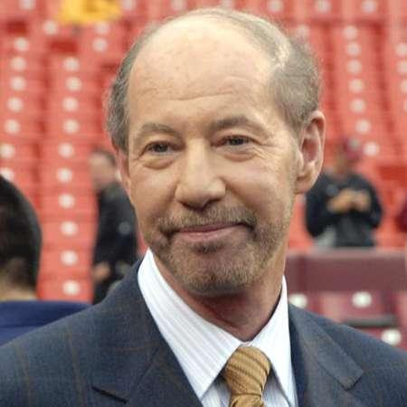 Sportswriter Tony Kornheiser