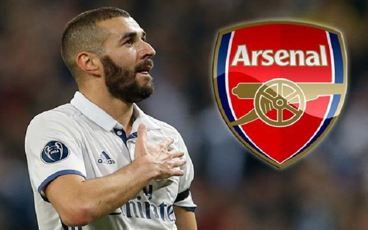 Real Madrid striker Karim Benzema Considering To Make his Move to Premier League Club Arsenal