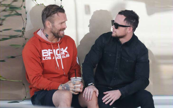 Present Relationship Status of Bob Harper and His Gay Boyfriend Anton Gutierrez
