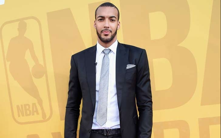 Basketball Player Rudy Gobert's Sports Journey; His Career Achievement, Games, and Net Worth