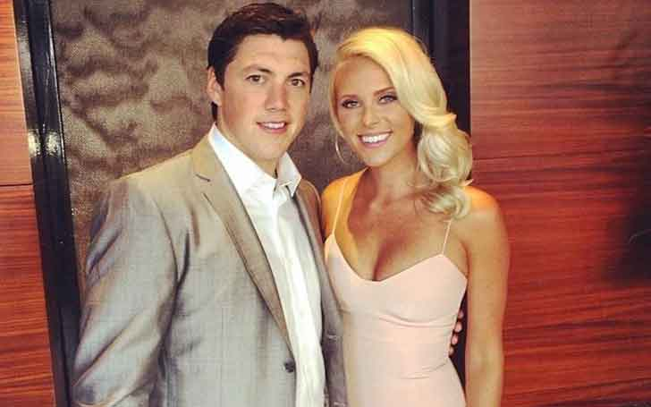 who is tj oshie dating