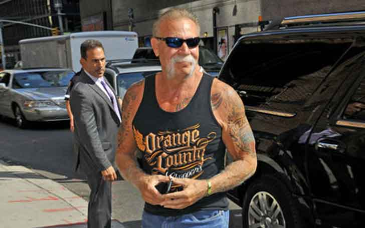 Orange County Choppers Founder Paul Teutul Sr Married Twice Has Four Children His Affairs