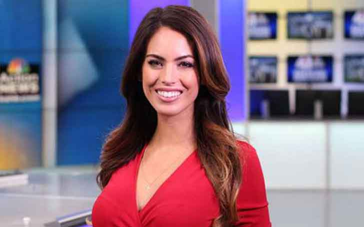 Is Reporter Kacie McDonnell Dating a Boyfriend? Find her Relationship