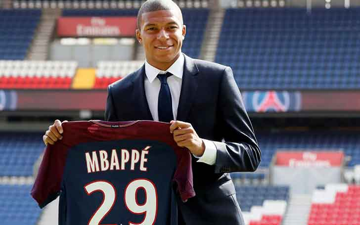 Who is French Footballer Kylian Mbappe's girlfriend, know his personal life details here