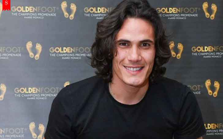 Uruguayan footballer Edinson Cavani's Net Worth and Salary. Know about his Married Life and Wife