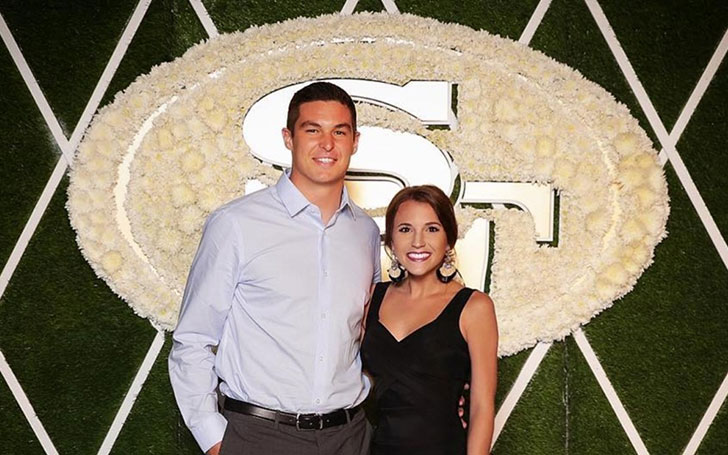 Nick Mullens and Haleigh Hughes Married Since 2017, Know their Children and Family