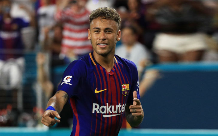 Neymar set to join Paris Saint-Germain; To go on a medical this week