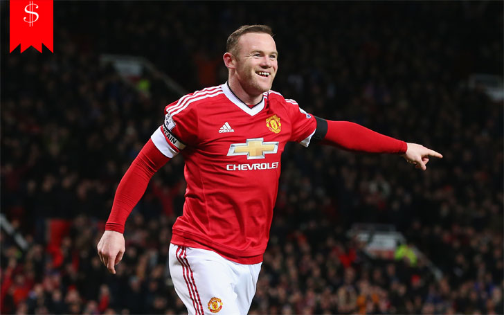 Wayne Rooney's net worth, what's his salary and what are his endorsements?