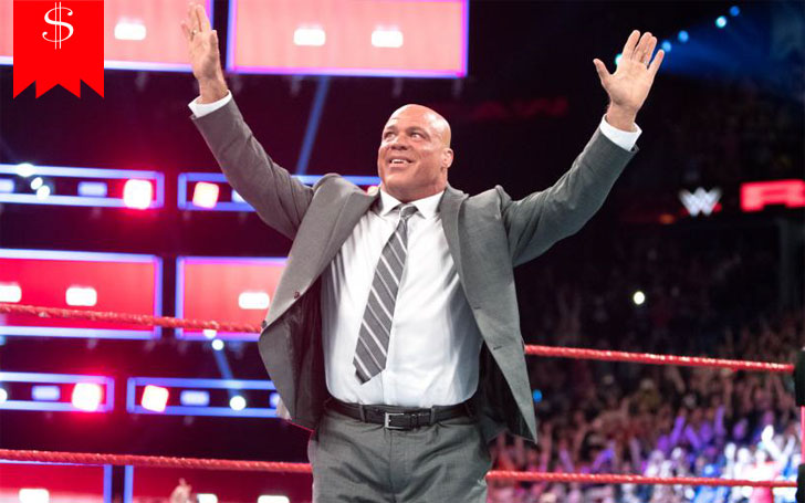 What is Kurt Angle's secret? Know all the details about his married life and relationship