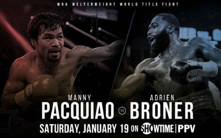 """A lot of money for a fairly meaningless fight"" Manny Pacquiao vs. Adrien Broner Fight Would Cost $75 Per-View"