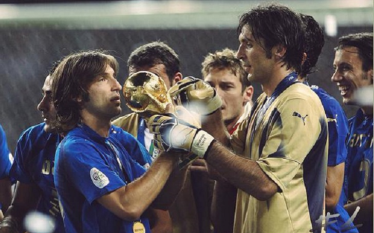 Andrea Pirlo named as Juventus Coach; Buffon Welcomes his Former Teammate