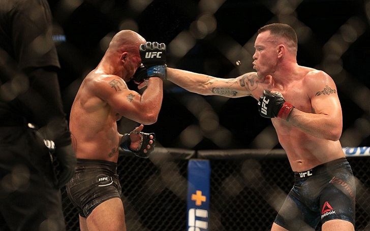 Colby Covington defeats Robbie Lawler; Pros Reaction on Twitter