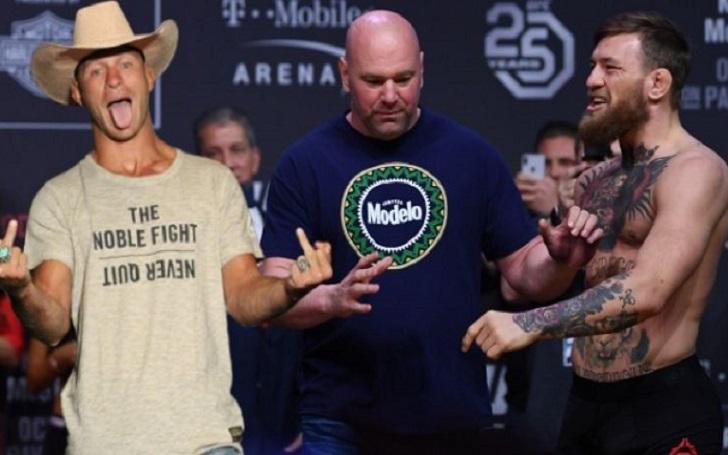 Conor McGregor Vs Donald Cerrone at UFC 246 in Las Vegas