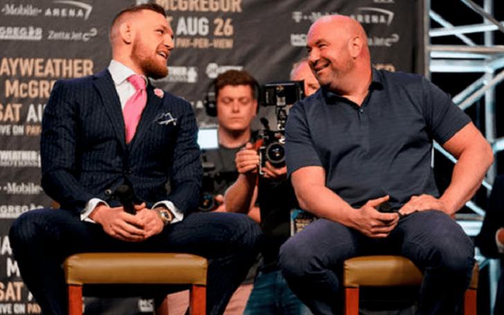 Dana White reveals his Plans for Conor McGregor