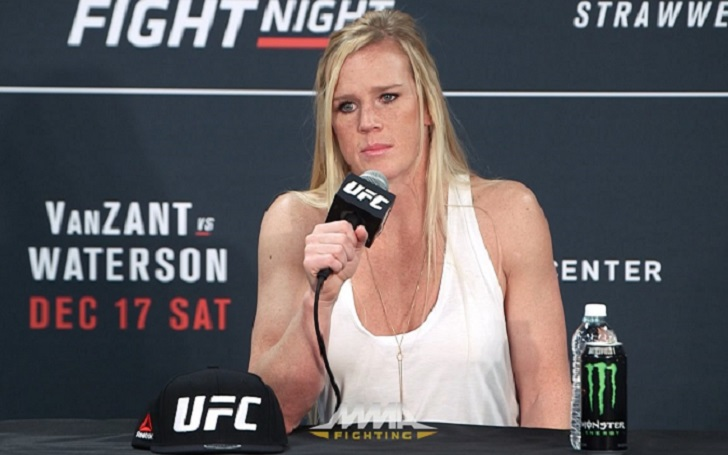 Deal Done: Holly Holm and UFC Agree to a New six-fight Contract