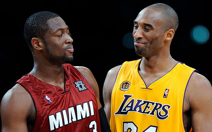 Dwyane Wade's Tribute to Kobe Bryant via an Instagram post, Wade shows A high level of Admiration