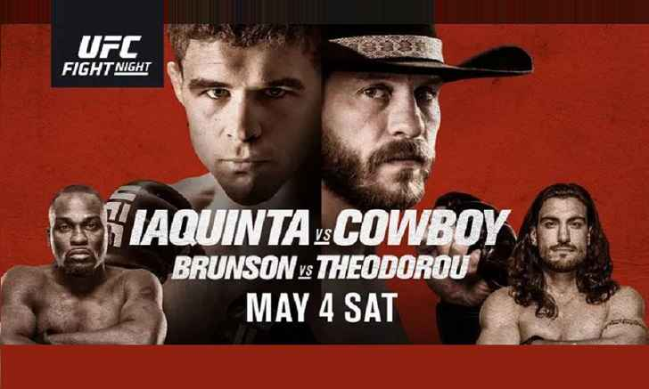 Elias Theodorou All set To Turn Derek Brunson's 4th May Co-Main Event into May Day, Says Brunson Is An Emotional Fighter