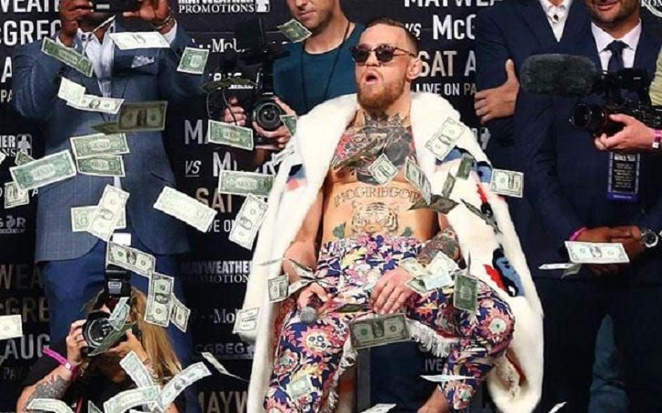 Forbes list of World's Highest-Paid Athletes: Conor McGregor named to the list for 4th Straight Year