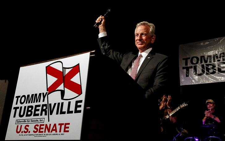 Former Auburn football coach Tommy Tuberville wins Alabama Senate defeating Doug Jones